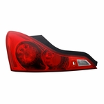 2008-2015 Infiniti G37 / Q60 Coupe Factory Style Red LED Tail Light Left Driver Side