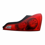 2008-2015 Infiniti G37 / Q60 Coupe Factory Style Red LED Tail Light Right Passenger Side