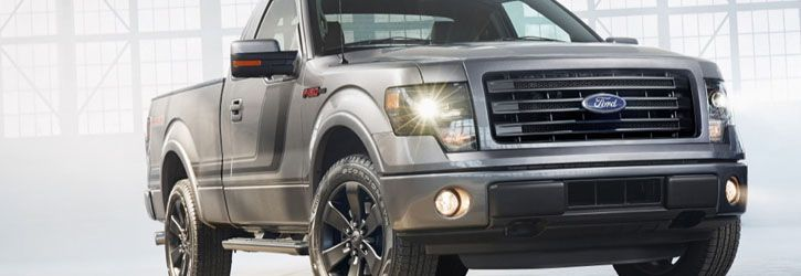 2009-2014 F150 [Factory Halogen Model]