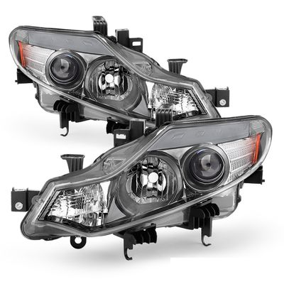2009-2014 Nissan Murano [Halogen Model] Headlight Pair