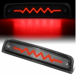 2009-2018 Dodge Ram 1500 Sequential Heart Rate LED Carbon 3rd Third Brake Light