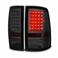 2009-2018 Dodge RAM [Non Factory LED Model] Performance LED Tail Lights - Smoked