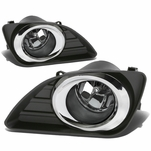 2010-11 Toyota Camry [Non SE or Hybrid] OE Style Fog Lights Kit - Clear