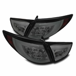 2010-2012 Hyundai Tucson Performance LED Rear Tail Lights - Smoked