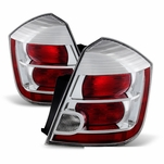 2010-2012 Nissan Sentra [Non SR Model]OEM Style Replacement Tail Lights - Pair