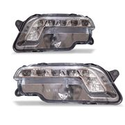 2010-2013 Mercedes Benz W212 E350 E400 E550 Replacement LED Bumper Day Time Running Light