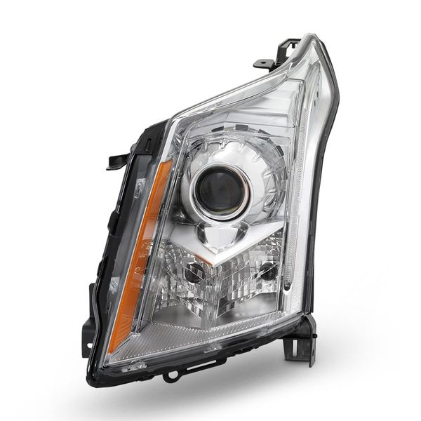 2010-2014 Cadillac SRX Replacement Headlight [HID Xenon Model] Driver Left Side
