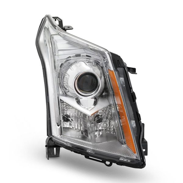2010-2014 Cadillac SRX Replacement Headlight [HID Xenon Model] Passenger Right Side