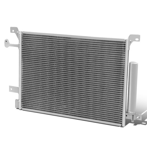2010-2014 Ford Mustang 3.7L 4.0L 3791 Aluminum Replacement A/C Condenser