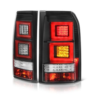 2010-2014 Land Rover Discovery LR4 Performance LED DRL Tail Lights - Black