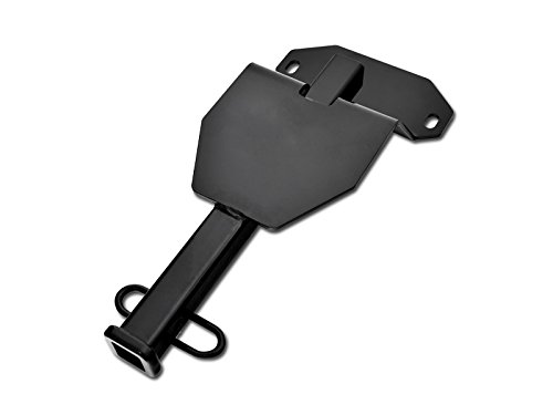 2010-2015 Chevy Camaro Convertible, Except Ground Effects Class 1 Trailer Hitch - Black