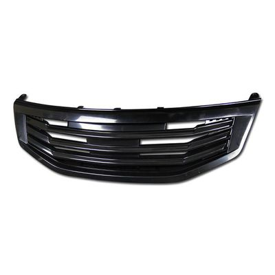 2011-12 Honda Accord 4DR Sedan MU Style Front Grill Grille - Black