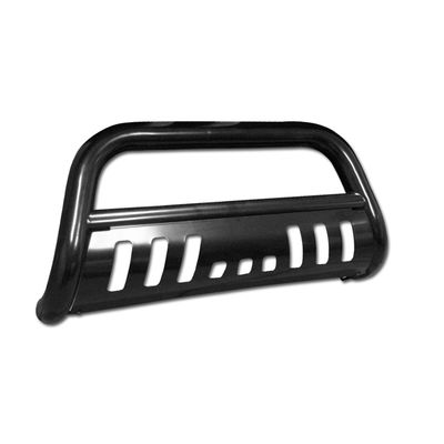 2011-2013 Toyota Highlander [W/O Active Cruise Control Model] S/S Bull Bar Front Bumper Guard Black