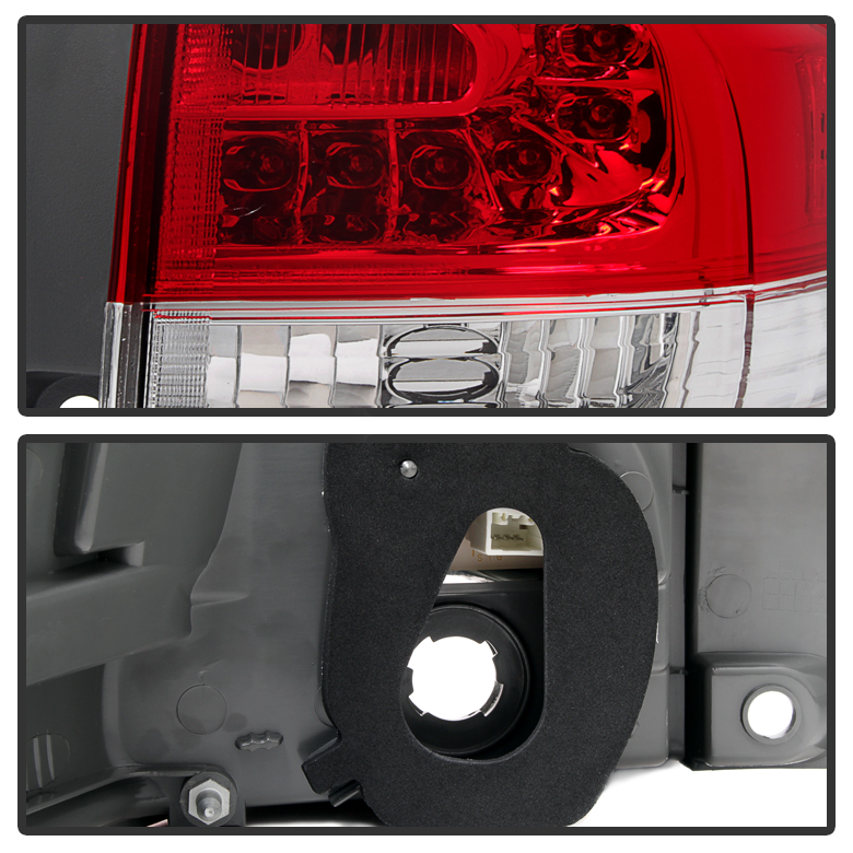 2011 2014 Toyota Sienna Oem Style Replacement Outter Led
