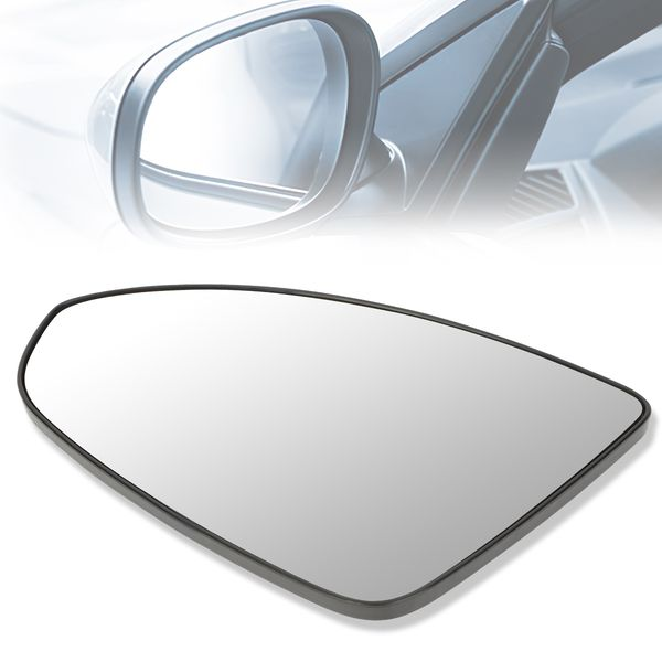 2011-2016 Chevrolet Cruze OE Style Driver Left Side Mirror Glass Lens