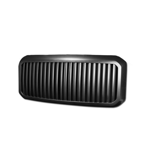 2011-2016 Ford F250 F350 Superduty Vertical Front Grill Grille - Black