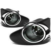 2012-2014 Toyota Yaris Hatchback OEM Style Fog Lights Kit - Smoked