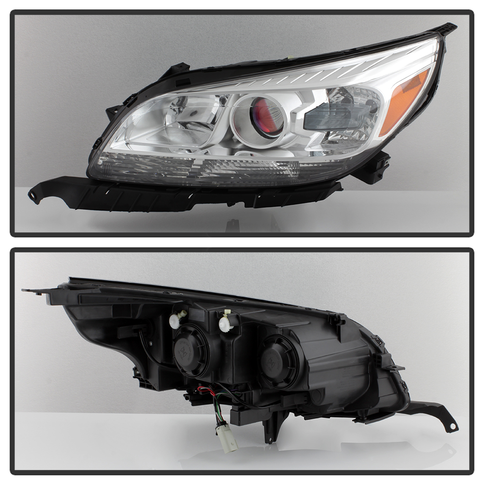 2013-15 Chevy Malibu LT LTZ Replacement Projector Headlights