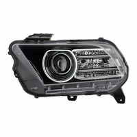 2013-2014 Ford Mustang HID/Xenon Projector Headlight LH Driver Side