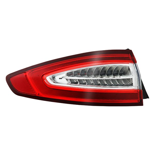 2013-2016 Ford Fusion S|SE Factory-Style LED Tail Light Outer Left Driver Side