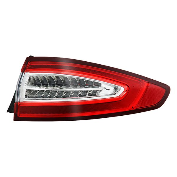 2013-2016 Ford Fusion S SE Factory-Style LED Tail Light Outer Right Passenger Side