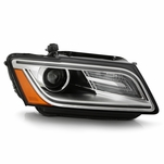 2013-2017 Audi Q5 (HID / Xenon AFS models) Factory-Style Projector Headlights - Passenger Side