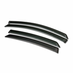2013-2017 Ford Fusion Sun Rain Guard Vent Shade Window Visors 4pc