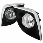 2014-2015 Toyota Corolla (Do not fit S models) Replacement Fog Lights - Clear