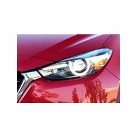 2014-2016 Mazda 3 Aftermarket LED DRL Tube Projector Headlights Replacement