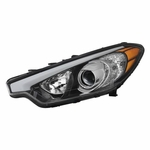 2014-2016 Kia Forte Forte5 Headlight W/O LED Position Replacement Left Driver Side
