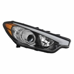 2014-2016 Kia Forte Forte5 Headlight W/O LED Position Replacement Right Passenger Side