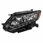 2014-2016 Nissan Rogue Halogen Headlight Replacement Driver Side