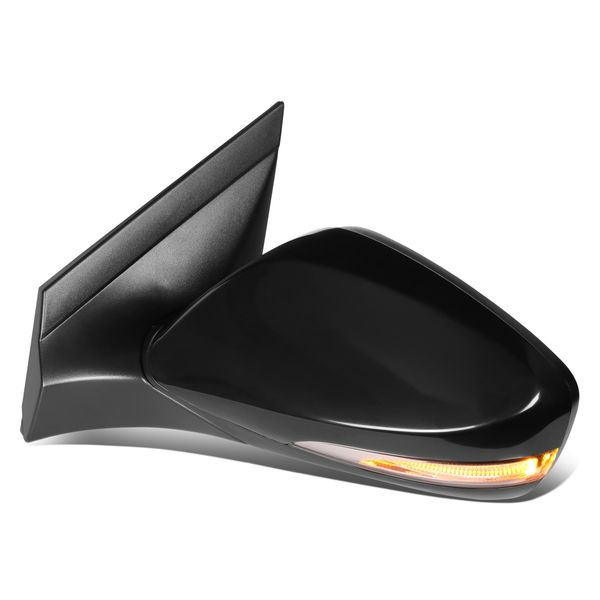2014-2017 Accent Power Adjust Heated LED Signal Driver Side Door Mirror LeftÊ
