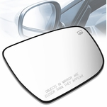 2014-2019 Nissan Rogue Murano Pathfinder Right Heated Mirror Glass Lens