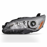 2015-17 Toyota Camry [Halogen Model] Replacement Headlights - Left Driver Side
