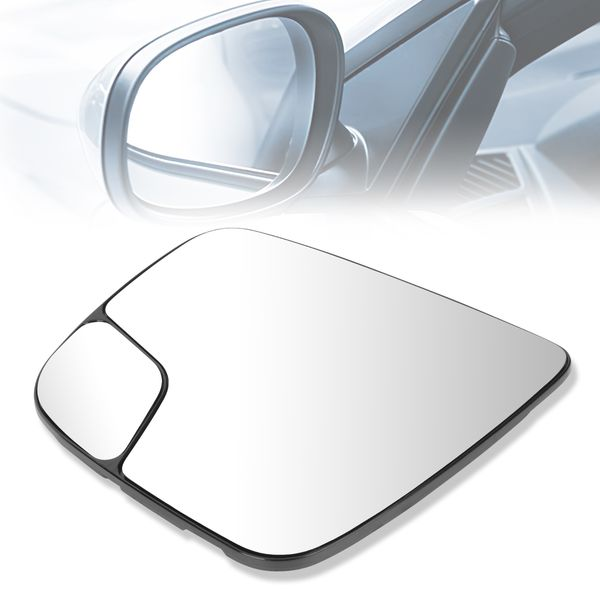 2015-2011 Chevrolet City Express OE Style Left Driver Mirror Glass Lens