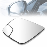 2015-2011 Chevrolet City Express OE Style Left Heated Mirror Glass Lens