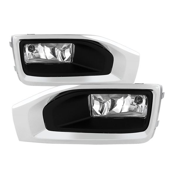 2015-2016 GMC Yukon / Yukon XL OEM Style Replaceemnt Fog Lights Pair