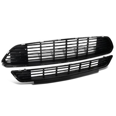 2015-2017 Ford Mustang CA Style Upper+Lower Front Hood Grille