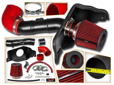 2015-2018 Ford F150 5.0 V8 Engine Heat Shield Cold Air Intake System