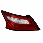 2016-2018 Altima Tail Light Backup Lamp Outter LH Left Driver Side