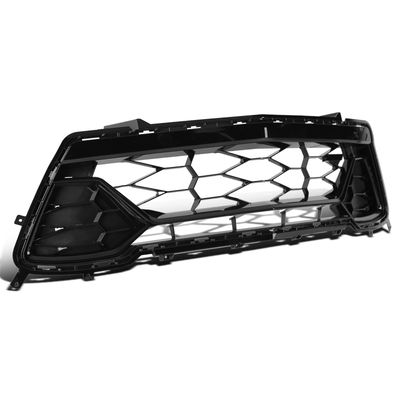 2016-2018 Chevy Camaro 50th Anniversary Glossy Black Front Hood Lower Grille