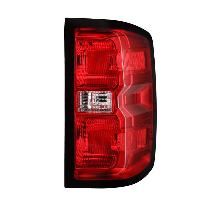 Taillight Tail Lamp Brake Passenger Side Right RH for Chevy Silverado GMC Sierra