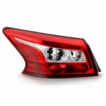 2016-2018 Nisssan Sentra [Outer Driver Side] LED Tail Light Replacement