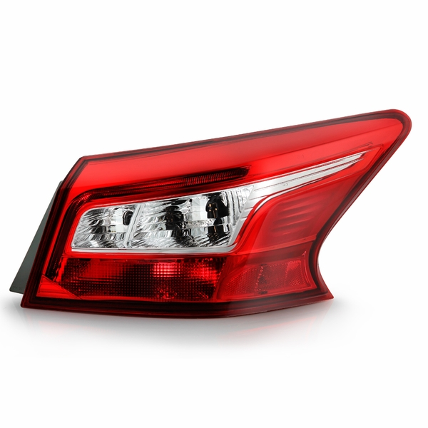 2016-2018 Nisssan Sentra [Outer Passenger Side] LED Tail Light Replacement