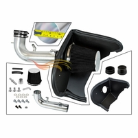 2016-2020 Chevy Camaro 3.6L V6 Cold Air Intake Kit with Filter +Heat Shield - Black