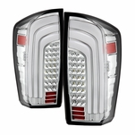 2016-2020 Toyota Tacoma Chrome LED Sequential Tail Lights