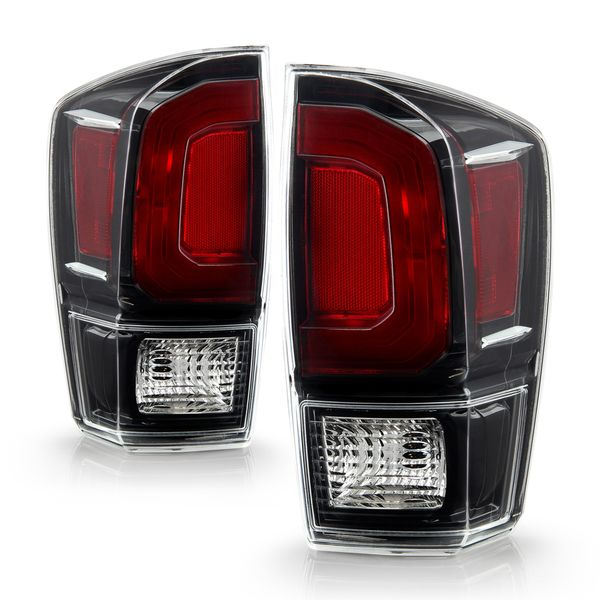 2016-2021 Toyota Tacoma 3G [20+ TRD Pro] Tail Lights Left+Right