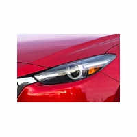 2017-2018 Mazda 3 Aftermarket Projector Headlights Replacement