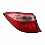 2017-2019 Toyota Corolla Factory-Style Tail Light - Left Driver Side